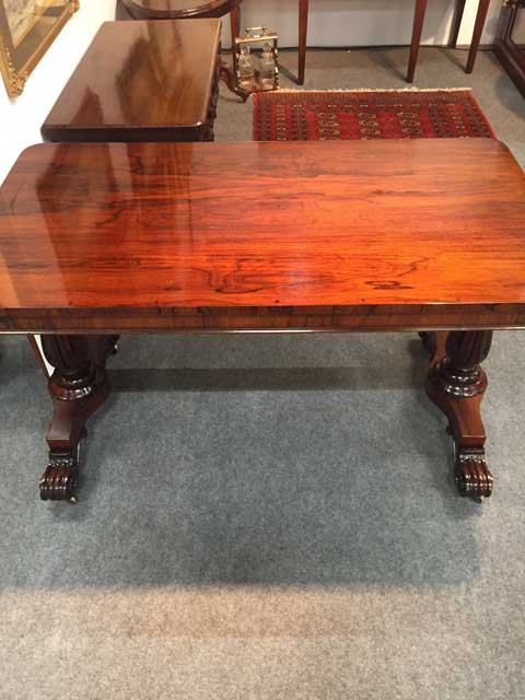 Rosewood Willian IV Occasional Table