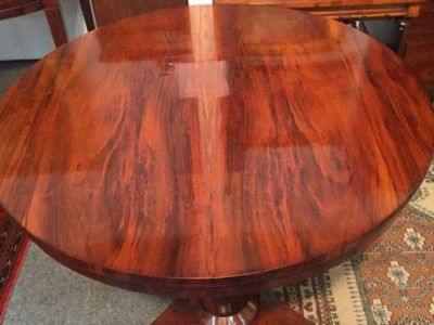 Rosewood William IV Occasional Table