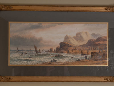 Pair of Victorian Watercolours